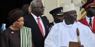 Délégations de la Cedeao en Gambie