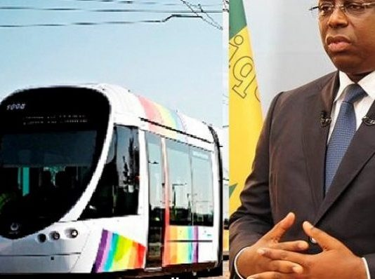 Macky Sall président du Sénégal