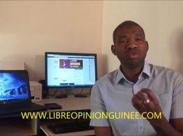 Macka Baldé vice-président de Nfd Guinée