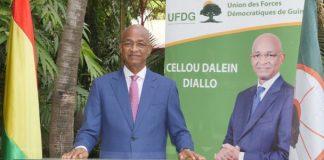 Cellou Dalein Diallo ufdg vœux pour 2017