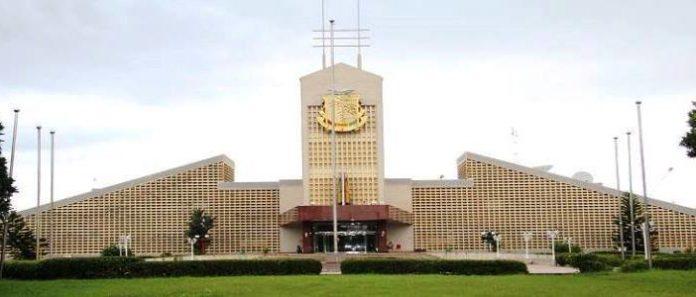 Palais sekhoutoureya Guinée Conakry