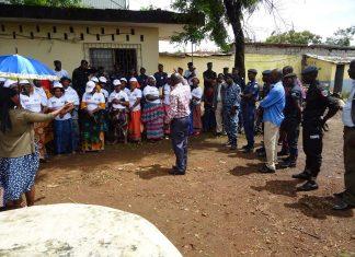 Commisariat de police de Conakry