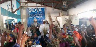 Sidya Toure président de l'UFR