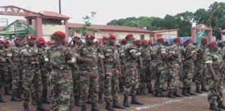 Armée guinéenne