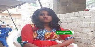 Veuve de Mohamed Koula Diallo Binta Diallo