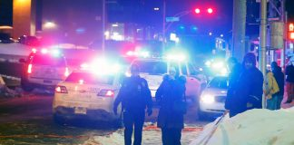 Attentat de Québec dans une mosquée