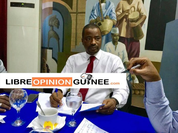 Tibou Kama ministre conseiller à la présidence