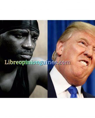 AKON et Donald Trump