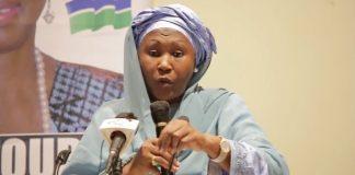 Fatumata Jallow Tambajang