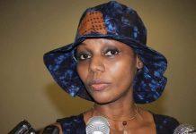 Johanna Barry Miss Guinée, Comigui