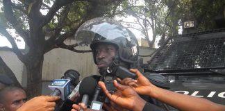 Colonel Ansoumane Camara Baffoe