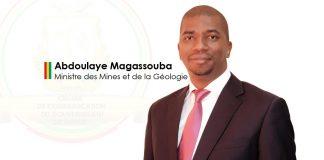 Abdoulaye Magassouba Ministre de mine