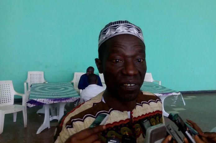 Aboubacar Soumah député ufdg Dixinn