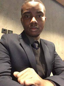 Macky Diallo Etudiant Guinéen en France