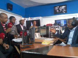 Bano Barry et Ousmane Kaba