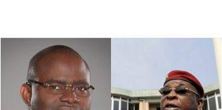 Sekouba Konaté et Kerfalla Camara kpc