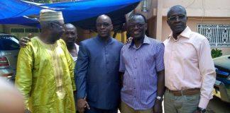 Fode Oussou Fofana ufdg et la coordination de la basse cote