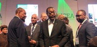 Cellou Dalein et Alpha Conde à Abidjan