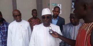 Sidya Touré de l'ufr