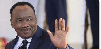 Mahamadou Issoufou President du Niger