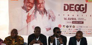 Degg force 3 Artiste rappeur Guinéen