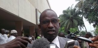 Dr Saliou Bella Diallo du parti Afia Guinée