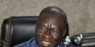 Dr Sekou Koureissy Condé ancien ministre de la sécurité de Guinée