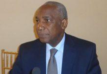Bakary Fofana President de la Ceni Guinée