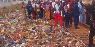 Criminalité à Conakry corp san vie