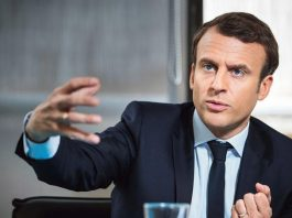 Emmanuel Macron, France EN MARCHE