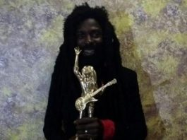 Takana Zion au marley d'Or au Burkina Fasso