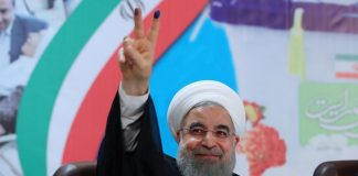 Hassan Rohani Iran président