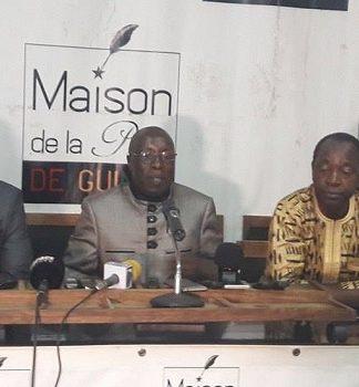 Les avocats de Toumba Diakité