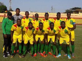 Syli national cadet de Guinée