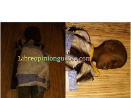 Assasinat à Madina koukouba Boké dans la sous-Prefecture de Kanfarandé