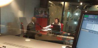Cellou Dalein Diallo sur RFI