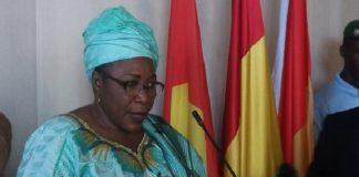Makalé Camara ministre des affaires étrangères