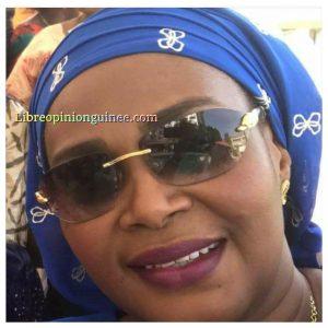 Kadiatou Bah épouse de cellou Dalein Diallo ufdg