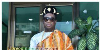 Bobody Camara, Roi Nana Kouassi 1er de kaloum