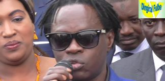 Baaba Mal artiste sénégalais