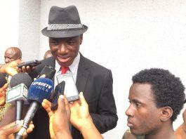 Colonel Moussa Tiegboro Camara anti-drogue