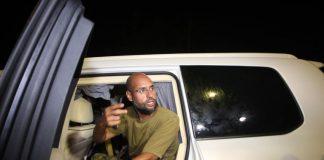 Saïf Al-Islam, fils cadet de Kadhafi