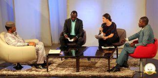 Mamady Youla premier ministre Guinéen en interview