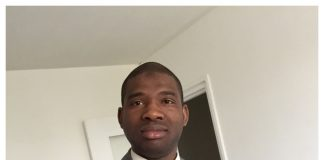 Macka Baldé vice-président de NFD, nouvelles forces démocratiques