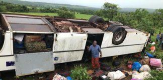 Accident de la circulation à Kindia