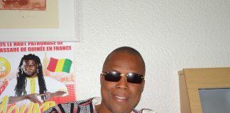 Siaka Barry, ministre Guinéen des sports de la culture et du patrimoine historique