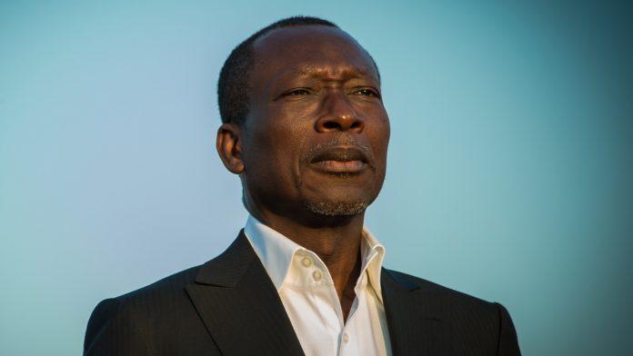 Patrice talon President du Benin