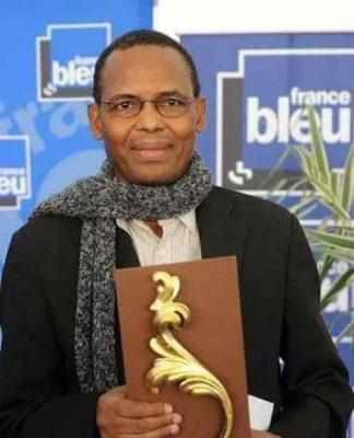 L'écrivain Guineen Thierno Monénembo