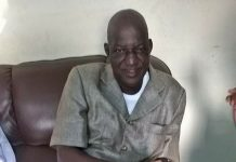 Ibrahima Kalil Konaté ministre de l'enseignement