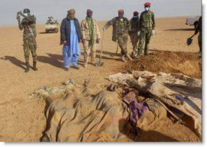 Des migrants meurent dans le désert Nigérien